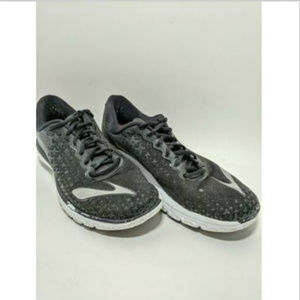 Brooks Pureflow 5 Black White Grey Men's Athletic